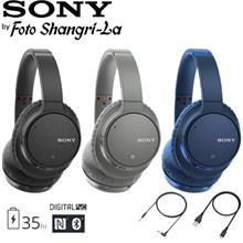 Sony WH-CH700N Wireless Bluetooth Noise Canceling Over-Ear Headphones Headsets