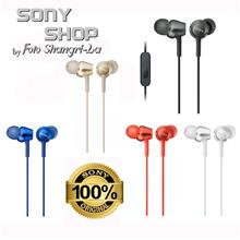 SONY MDR-EX255AP IN-EAR HEADPHONES WITH MIC