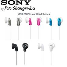 Sony MDR-E9LP Stereo In-Ear Earphone Earbuds