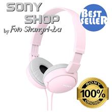 SONY MDR-ZX110 CRYSTAL SOUND STEREO HEADPHONE (PINK)