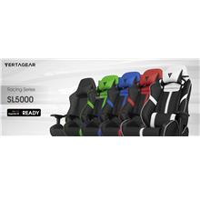 # VERTAGEAR Racing Series S-Line SL5000 Gaming Chair # 3 Colors Avlbl
