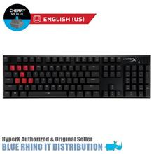 Kingston HyperX Alloy FPS Mechanical Gaming Keyboard (Cherry MX BLUE)