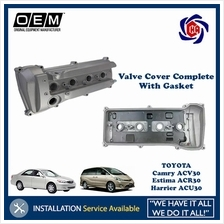 Toyota Camry ACV30 Estima ACR30 Harrier ACU30 Valve Cover with Gasket