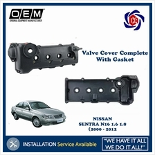 Nissan Sentra N16 1.6 1.8 Valve Cover Complete with Gasket
