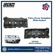 Toyota Hiace KDH200 Valve Cover Complete with Gasket