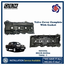 Toyota Hilux KUN25 (2005 ~) Valve Cover Complete With Gasket
