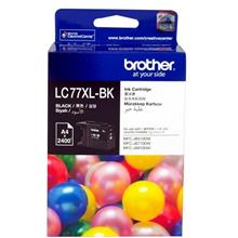 Brother LC-77 Black Ink (Genuine) MFC-J5910DW J6510DW J6910DW