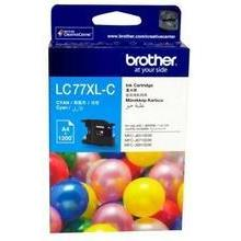 Brother LC-77 Cyan Ink (Genuine) MFC-J5910DW J6510DW J6910DW