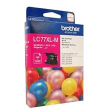 Brother LC-77 Magenta Ink (Genuine) MFC-J5910DW J6510DW J6910DW