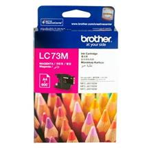BROTHER Ink Cartridge (LC-73) MAGENTA