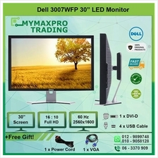 Dell UltraSharp 3007WFP 30' Widescreen LCD Monitor High-res