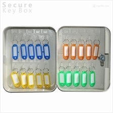 Metal Secure & Safe Key Box For 20 Keys