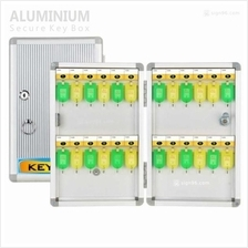Aluminium Secure & Safe Key Box For 24 Keys