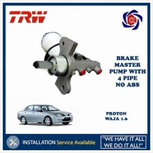 Proton Waja 1.6 TRW 4 Pipe Brake Master Pump Without ABS