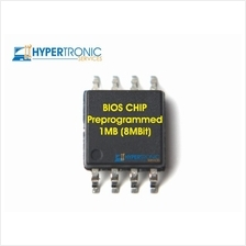 BIOS Chip for Acer Aspire 4530 AS4530 1MB Preprogrammed