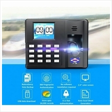 AIBAO P28 Double Backup Biometric Fingerprint Time Attendance -10 YEAR
