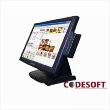 Code Soft TCM-8515 Touch Screen Monitor