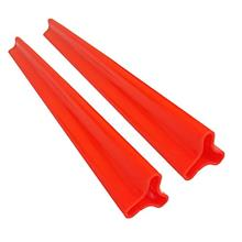 [FromUSA]Safety Depot Orange High Visibility High Density Plastic Traffic Wand