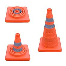 [FromUSA]Collapsible Traffic Multi Purpose Pop Up Reflective Safety Cone Work