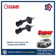 Toyota Vios NCP42 Front GAB Premium Absorber Shock Absorbers