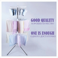 Hot 3Tier Foldable Clothing Drying Rack