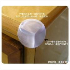 10PCS Baby Kids Care Safety Round Shape Table Corner Cover Protector