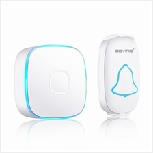 Wireless Household Doorbell Drag More than Button Can Be Set Different..