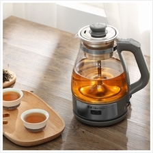 NINTAUS Upgraded Household Tea Making Thick Glass Automatic Kettle