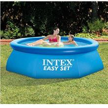 [FromUSA]Intex Easy Set 8-Foot-by-30-Inch Round Pool Set