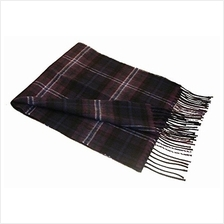 [From USA]Scotland Forever (Antique) Tartan Lambswool Scarf