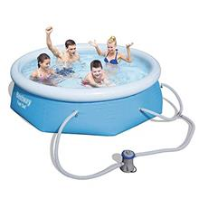Bestway 8ft x 26in Fast Set Inflatable Above Ground Swimming Pool