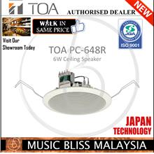 TOA Ceiling Speaker PC-648R 6W (PC648R) *Crazy Sales Promotion*