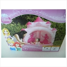 [FromUSA]Disney Princess Inflatable Baby Pool with Sprinkler