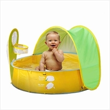 [FromUSA]IInno-Huntz Baby Pool Infant Beach Tent with Pop Up Mini Sun
