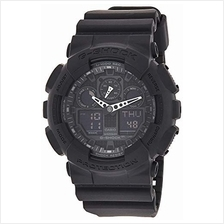 [From USA]Casio Men's G-SHOCK - The GA 100-1A1 Military Series Watch in Black