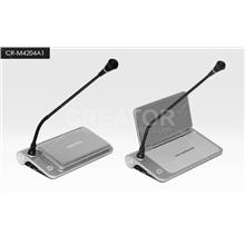 Creator Digital Conference System Delegate Unit M4204A1 Folded Cover