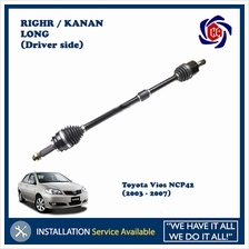 Toyota Vios NCP42 (2003 - 2007) Drive Shaft Driveshaft (Right / Kanan)