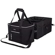 [From USA]Rotot Car Trunk Organizer with Camping Cooler Bag