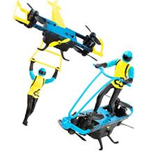 [Good Choice]Force1 Stunt Riders Mini Drone for Kids - Remote Control Flying T