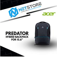 "ACER PREDATOR HYBRID BACKPACK FOR 15.6"" For Prosumers And Gamers"