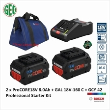 Bosch ProCore 18V 8.0Ah Starter Kit with Bluetooth GCY 42 Module