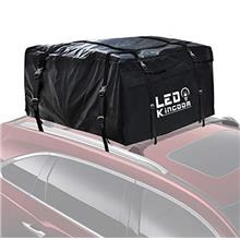 [From USA]Car Roof Bag Waterproof Cargo Top Storage Bag 15 Cubic Feet