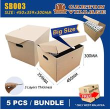 Moving/Container/Storage Box/ Kotak Simpanan