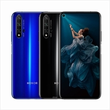 Honor 20 6.26 inch [128GB] 6GB RAM Smartphone (Honor Warranty)