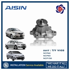 Toyota Vios NCP42 NCP93 NCP150 AISIN Japan Water Pump