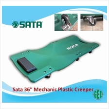 "SATA 36 "" MECHANIC'S PLASTIC CREEPER - 95999"