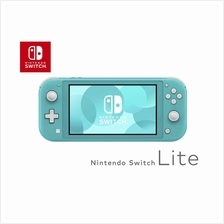 (Original) Nintendo Switch Lite Console Turquoise (Free Screen Protector Case)