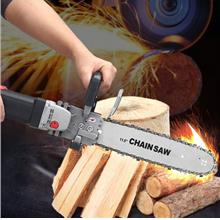 Multi-function Portable Hand-held Logging Chain Saw