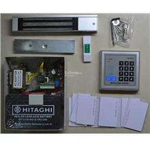 Basic RFID Door Access K2000 with installation and backup battery S