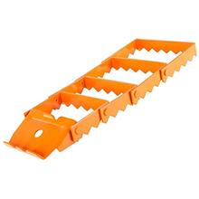 [From USA]Discount Ramps Orange Heavy Duty Vehicle Recovery Traction Grip Trac